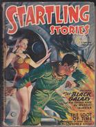 C1 STARTLING STORIES 03 1949 SF Pulp BERGEY Hubbard SIMAK Vance BRADBURY Leinster - Science-Fiction