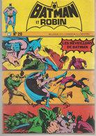 Batman Et Robin    1973 - Batman