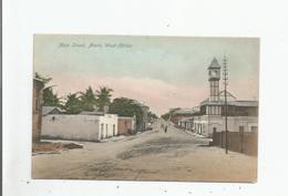 ACCRA WEST AFRIKA 6072  MAIN STREET - Ghana - Gold Coast