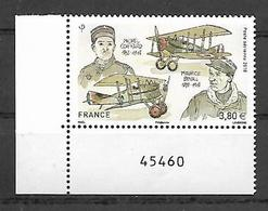France 2018 - Yv N° 82 ** Michel COIFFARD -  Maurice BOYAU  (poste Aérienne) - Unused Stamps