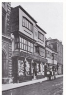 AQ02 Reproduction Postcard - Groves, Men And Boy's Outfitters - Shops