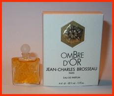Jean Charles BROSSEAU : Ombre Rose, Eau De Parfum, 4 Ml Version 1981, Parfait état - Miniatures Modernes (à Partir De 1961)