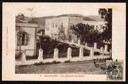 ALEXANDRETTE (Syrie) Timbre De Syrie N° 31obl Alexandrette En 1921 Sur Une Rare Carte, Vue Du Sérail. SUPERBE - Syria