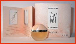 Nino CERRUTI : 1881 Pour Femme, Parfum, 7 Ml Version 1995, Parfait état - Miniatures Modernes (à Partir De 1961)