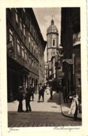 Jena, Rathausgasse, Um 1930 - Jena