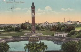 AO51 India Postcard - Lucknow, Clock Tower - India