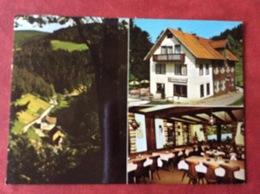 Deutschland Duitsland Germany Gasthof Lamm In Hornberg - Hotels & Gaststätten