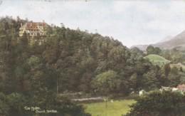 AS07 The Hydro, Church Stretton - 1905 Duplex Postmark - Shropshire