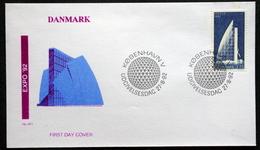 Denmark 1992 SEVILLA   MiNr.1036    FDC   ( Lot 6577) - FDC