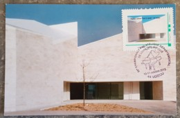 """Montimbramoi - Espace Culturel """"Cour & Jardin"""" / Championnats Philatéliques - VERTOU - 2015 - Frankreich"""