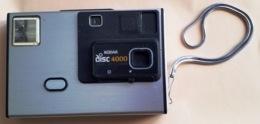 KODAK DISC 4000 - Appareils Photo