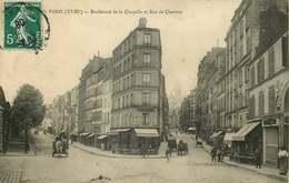 PARIS 18 Eme Arrondissement   Boulevard De La Chapelle   Et Rue De Chartres - District 18