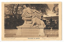 DUSSELDORF  -  Monument Du Guerrier   -  L 1 - Duesseldorf