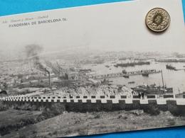 Panorama De Barcelona IV, Spanien, 1910 - Barcelona