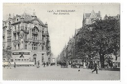 DUSSELDORF  -  Rue Bismarck  -  L 1 - Duesseldorf
