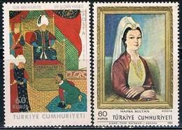 Turquia, 1968/9, MNG - Unused Stamps