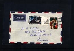 Australian Antarctic Terrritory 1970  Interesting Airmail Letter - Australian Antarctic Territory (AAT)