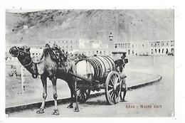 ADEN  -  Water Cart   -  L 1 - Yémen