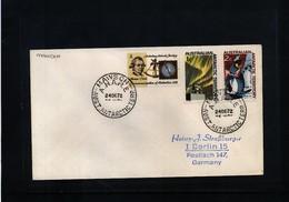 Australian Antarctic Terrritory 1972 Mawson  Interesting  Letter - Australian Antarctic Territory (AAT)