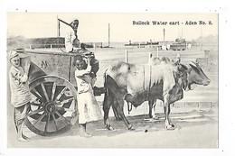 ADEN  -  Bullock Water Cart   -  L 1 - Yémen