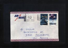 Australian Antarctic Terrritory 1978 Interesting Airmail Cover - Australian Antarctic Territory (AAT)