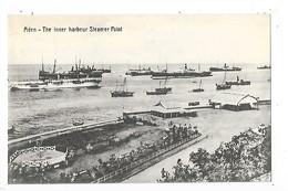 ADEN  -   YEMEN  - The Inner Harbour Steamer Point   -  L 1 - Yémen