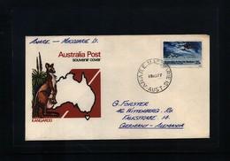 Australian Antarctic Terrritory 1977 Macquarie Island Interesting Cover - Australian Antarctic Territory (AAT)