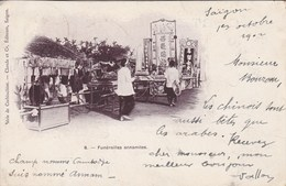 VIET-NAM Funerailles Annamites 1445J - Viêt-Nam