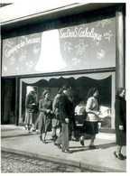 Dépliant Moderne Du Secours Catholique Reprenant La Campagne Des Berceaux De 1948 - Advertising