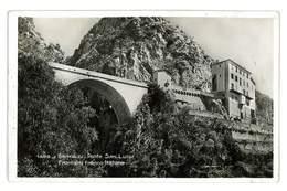 CPSM ITALIE GRIMALDI PONTE SAN-LUIGI - Imperia
