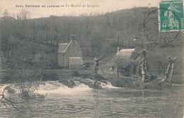 LE MOULIN DE KERGRIST - N° 2825 - ENVIRONS DE LANNION - France