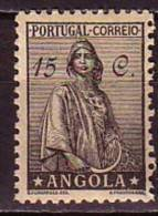 PGL - COLONIES PORTUGAISES ANGOLA Yv N°239 * - Angola