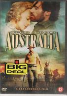 AUSTRALIA - - DVDs