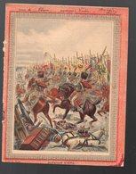 Couverture Illustrée De Cahier D'écolier  : Bataille D'Iéna (PPP9690) - Protège-cahiers