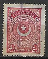 TURQUIE   -   1923  .  Y&T N° 675 Oblitéré. - 1921-... Republic
