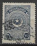 TURQUIE   -   1923  .  Y&T N° 677 Oblitéré. - 1921-... Republic