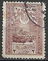 TURQUIE   -   1921  .  Y&T N° 646 Oblitéré. - 1921-... Republic