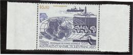 B3 - TAAF - PA98**MNH De 1987 - PROGRAMME DE FORAGE PROFOND ( Faciale 2,56) - Terres Australes Et Antarctiques Françaises (TAAF)