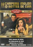 CHAPEAU MELON ET BOTTES DE CUIR SAISON 5 - VOL 1 - DVDs