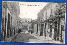 Lisle En Rigault / Rue Saint Jean - Other Municipalities