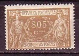 PGL - PORTUGAL COLIS N°3 * - Neufs