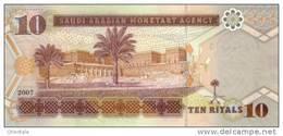 SAUDI ARABIA P. 33a 10 R 2007 UNC - Arabie Saoudite