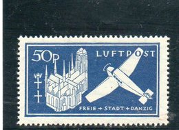 DANTZIG 1937 ** - Dantzig
