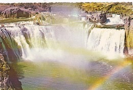 Idaho Rainbow Over Shoshone Falls - Etats-Unis