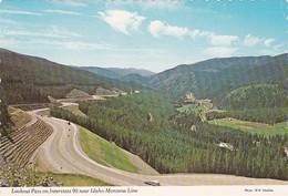 Idaho Lookout Pass On Interstate 90 - Etats-Unis