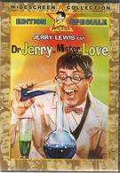 DR  JERRY ET MISTER LOVE - DVDs