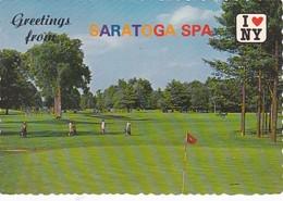 New York Saratoga Spa Golf Course - Saratoga Springs