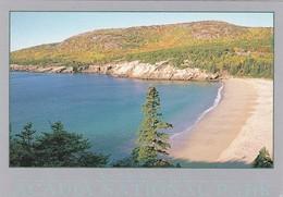 Maine Acadia National Park Sand Beach - United States