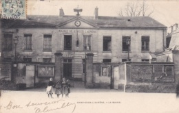 SAINT-OUEN-L'AUMONE (95)  La Mairie - Saint-Ouen-l'Aumône