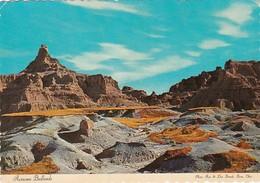 South Dakota Bad Lands Panoramic View 1973 - Etats-Unis